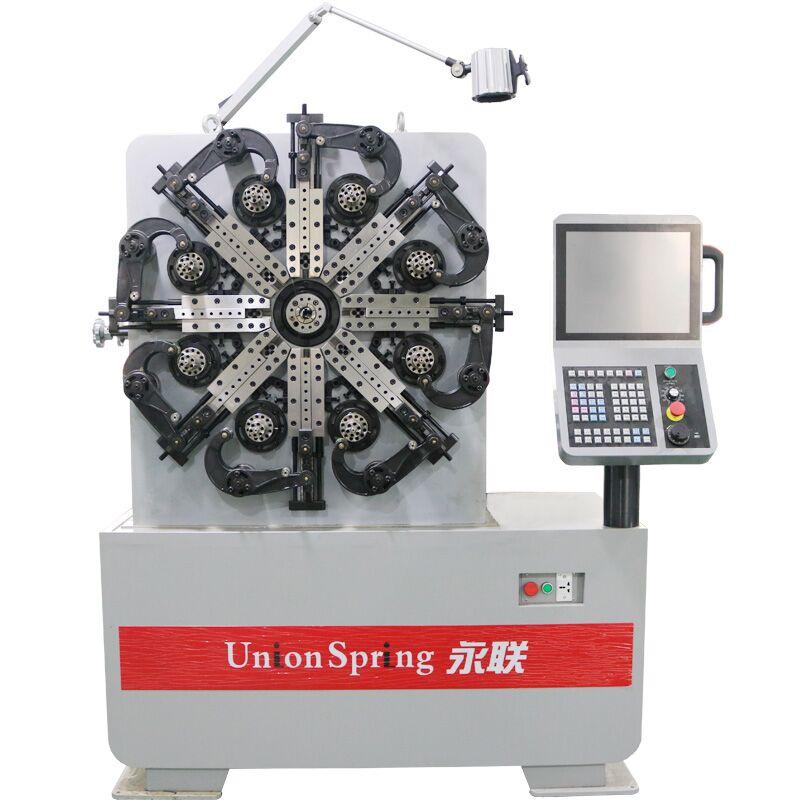 电脑弹簧机